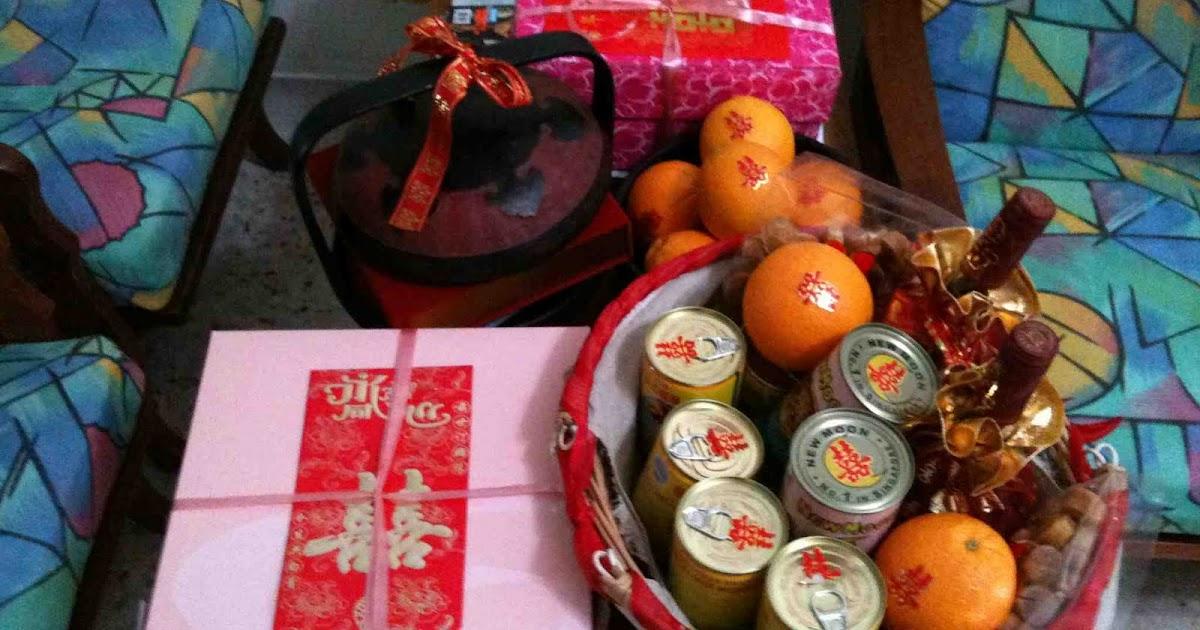Traditional Chinese Customary Wedding Rituals