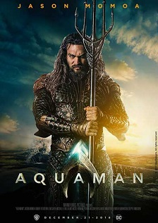Aquaman (2018) Dual Áudio – Download Torrent