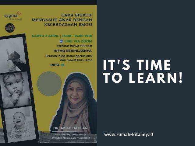 flyer dr. Aisah Dahlan