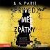 Recenzia: Přiveď mě zpátky (audiokniha) - B. A. Paris
