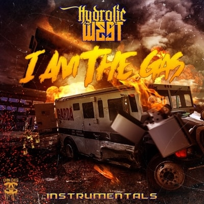 Hydrolic West - I Am The Gas (2020) - Album Download, Itunes Cover, Official Cover, Album CD Cover Art, Tracklist, 320KBPS, Zip album
