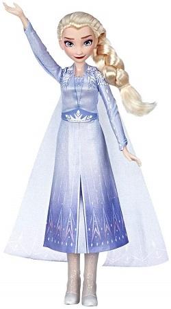 Frozen 2 - Muñeca Cantarina Elsa