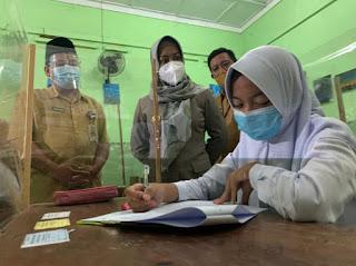 Cegah Covid-19, Dinas P dan K Kota Mojokerto Kembali Terapkan  WFH