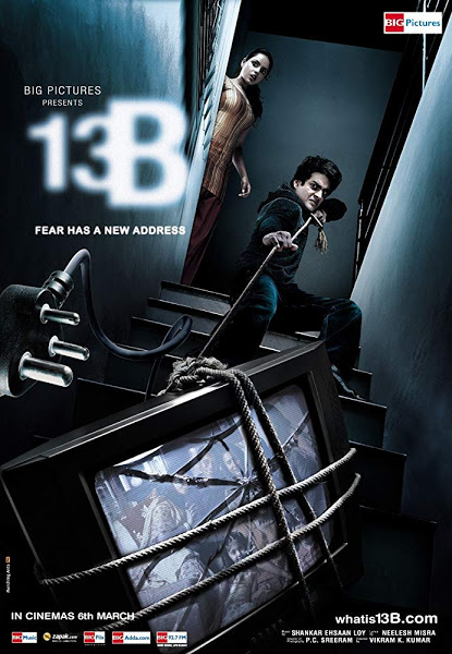 13B Fear Has a New Address (2009) Full Movie Hindi 720p HDRip ESubs