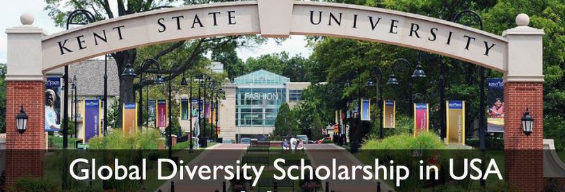 Global Scholarships at Kent State University in US, 2020