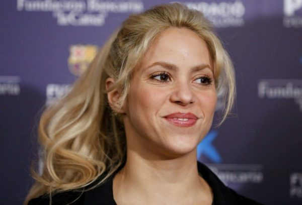 Shakira charged of evading tax in Spain.