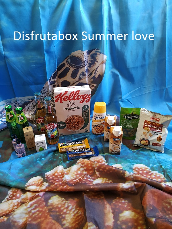 Disfrutabox Summer Love