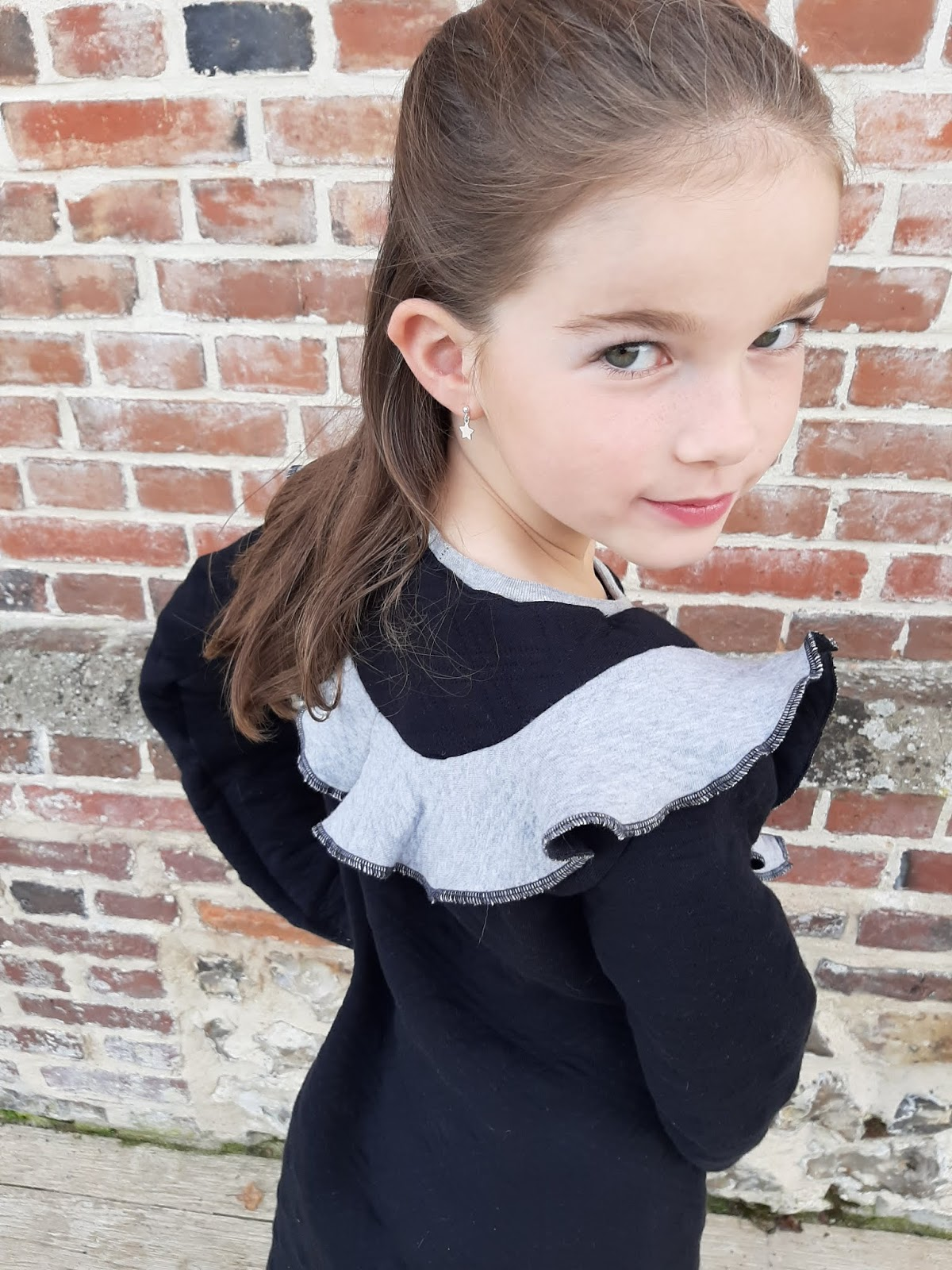 couture robe enfant
