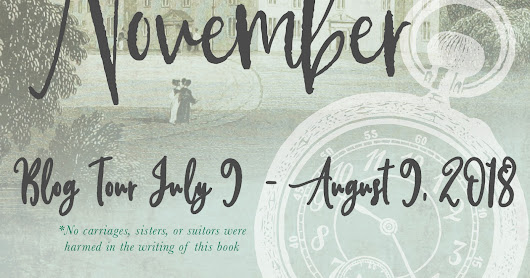 The 26th of November by Elizabeth Adams - Blog Tour - Review and Giveaway