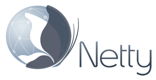 netty framework logo