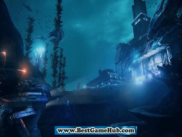 Aquanox Deep Descent High Compressed Download game
