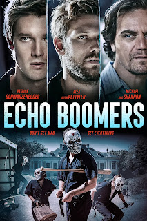 Echo Boomers [2020] [DVDR] [NTSC] [Latino]