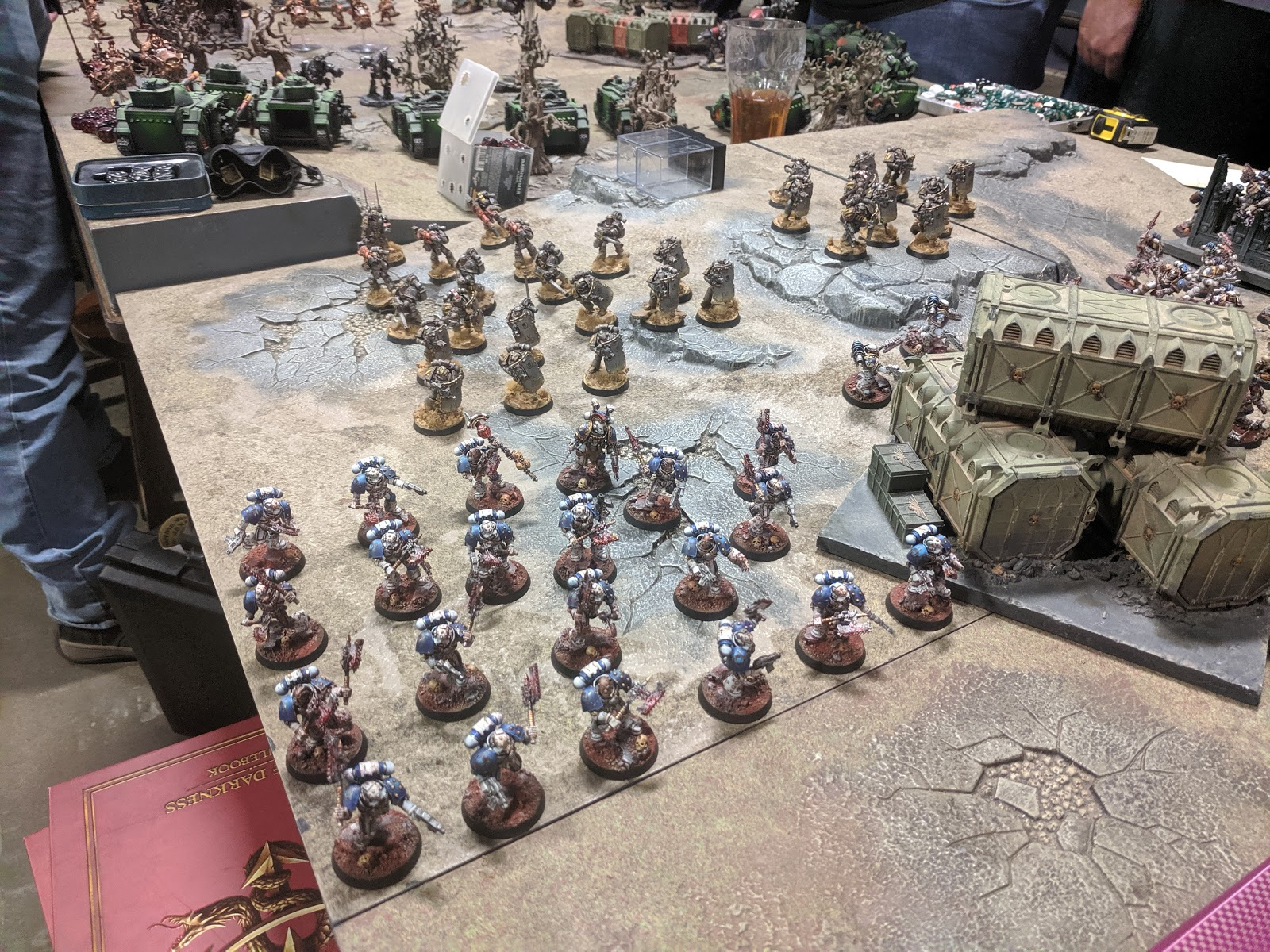 Battle Bunnies: Thousand Sons - Throne of Skulls Review