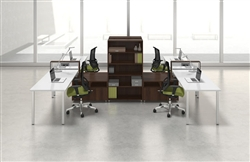 Mayline e5 Open Concept Office Furniture