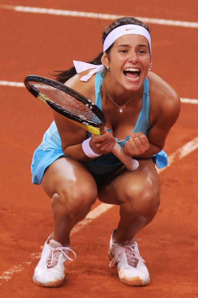 Opinion you tennis upskirt goerges