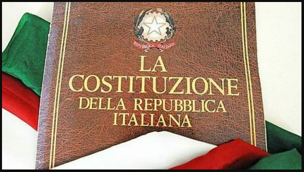 La Costituzione Italiana festeggia 70 anni