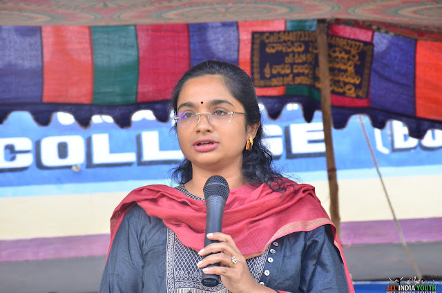 Swetha Mohanty in review meeting