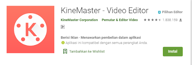 download kinemaster terbaru 2019