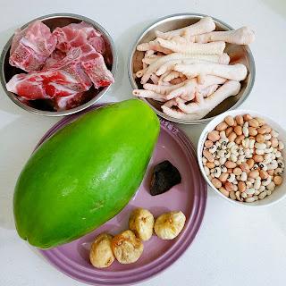 坐月餐單-上奶-補身-湯水-小菜