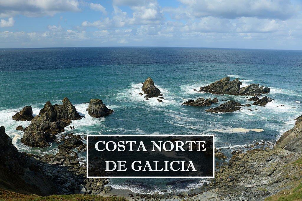 Ruta en coche por la costa norte de Galicia