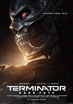 Terminator: Dark Fate 2019 Full Hindi Movie Download Dual Audio Hd