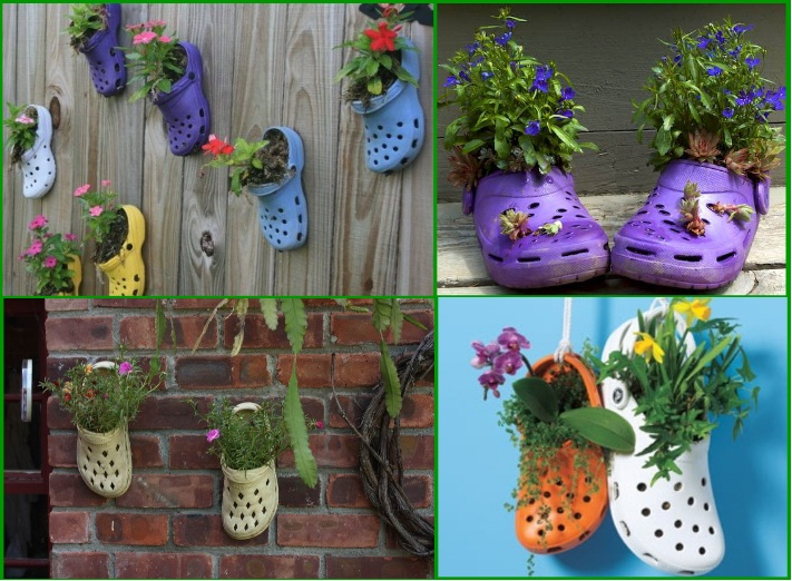 crocs kitchen shoes wallpaper ideas diy garden ~ idees and solutions