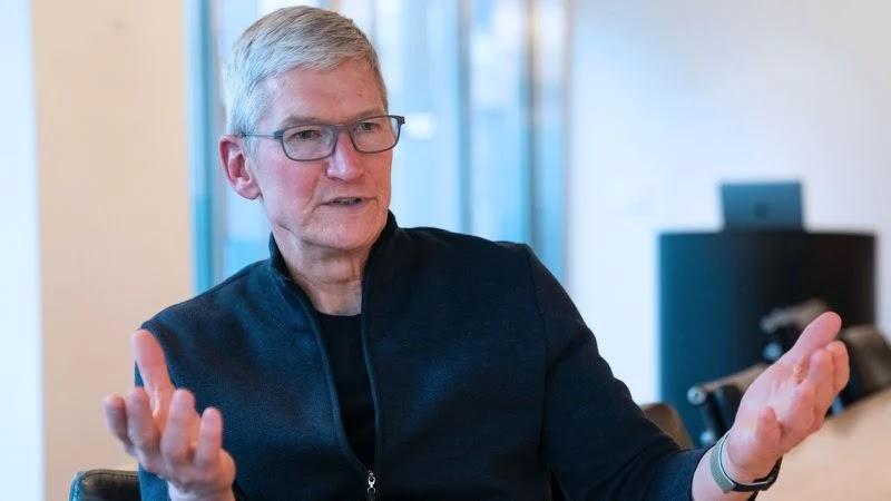 蘋果大老闆加入經濟復甦特別小組:幫助恢復加州經濟