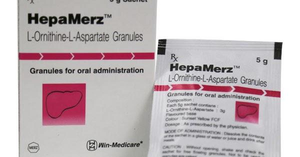 سعر ودواعي استعمال أقراص هيباميرز Hepa Merz لعلاج الكبد