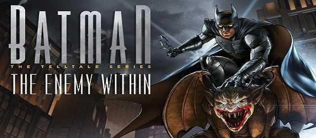 Batman: The Enemy Within Apk indir Android Macera Oyunu indir