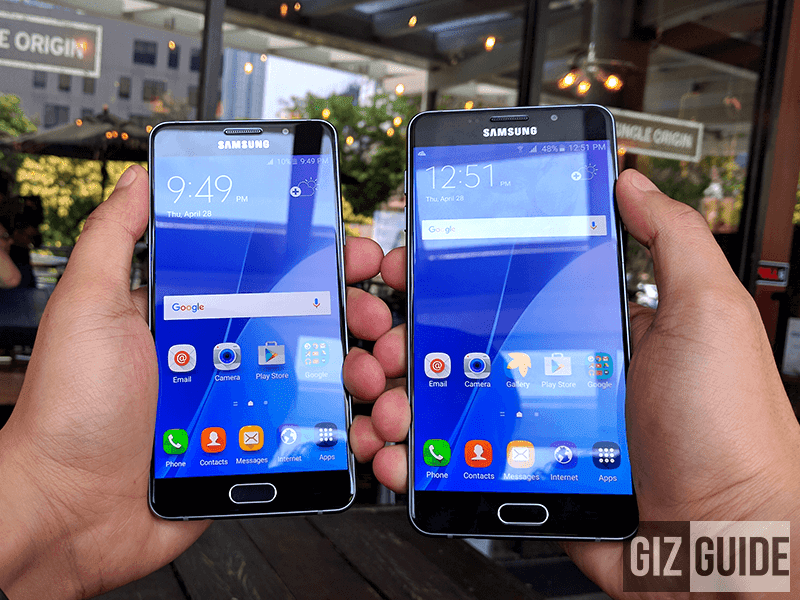 Meet Samsung Galaxy A5 2016 and Galaxy A7 2016