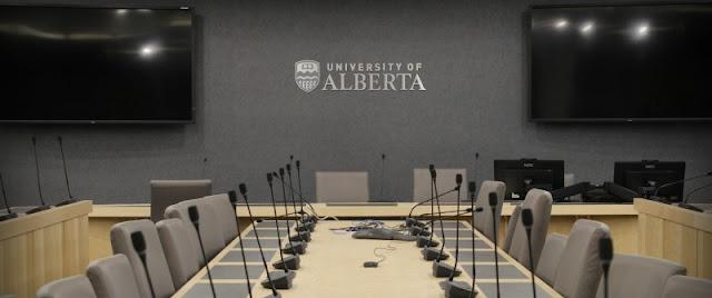 University of Alberta Council Chambers