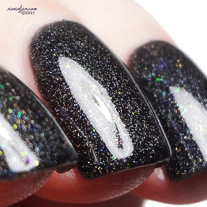 xoxoJen's swatch of Don Deeva Princess Nyctophilia