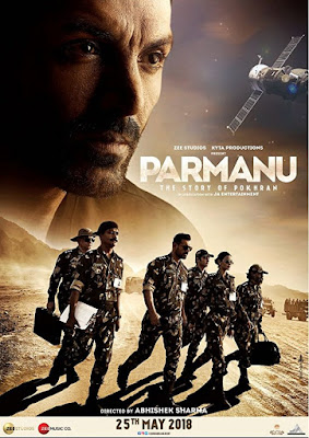 Parmanu The Story of Pokhran 2018 Hindi PreDVDRip 700MB