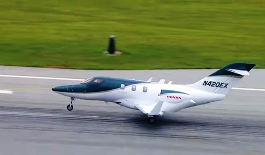 HONDA Ultra small jets The Hondajet