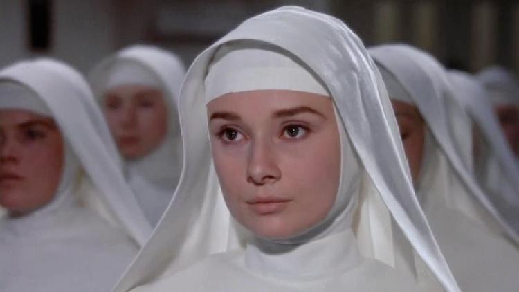 A Vintage Nerd, Vintage Blog, The Nun's Story, Audrey Hepburn Movies, Classic Film Blog, Old Hollywood Movie Review, Audrey Hepburn Blog