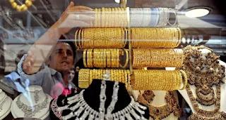 سعر الذهب في تركيا اليوم الأحد 16/8/2020