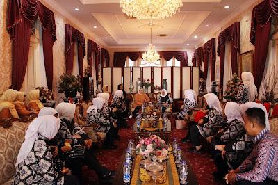 PKK Provinsi Banten Kunker ke PKK Kabupaten Kuningan