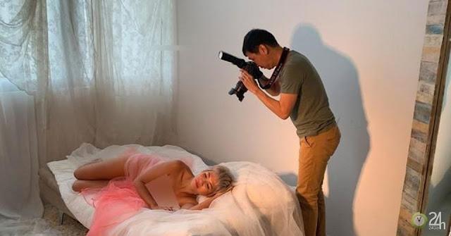 Nhiếp ảnh gia – người mẫu nude: Quanh đi quẩn lại cũng là... lừa nhau?