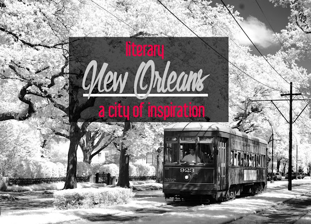 Literary New Orleans: A City of Inspiration | CosmosMariners.com