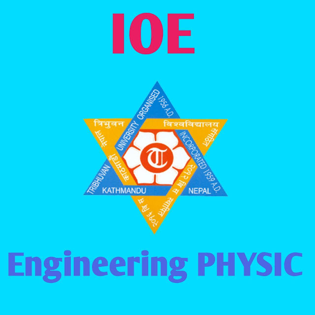 IOE ENGINEERING PHYSIC NOTE DOWNLOAD  PDF