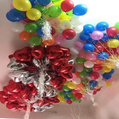 Bóng Jumbo sinh nhật