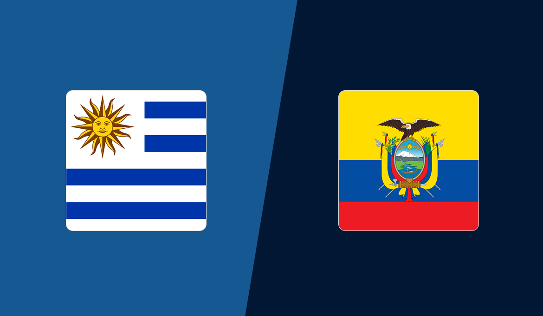 بث مباشر مباراة أوروجواي والإكوادور