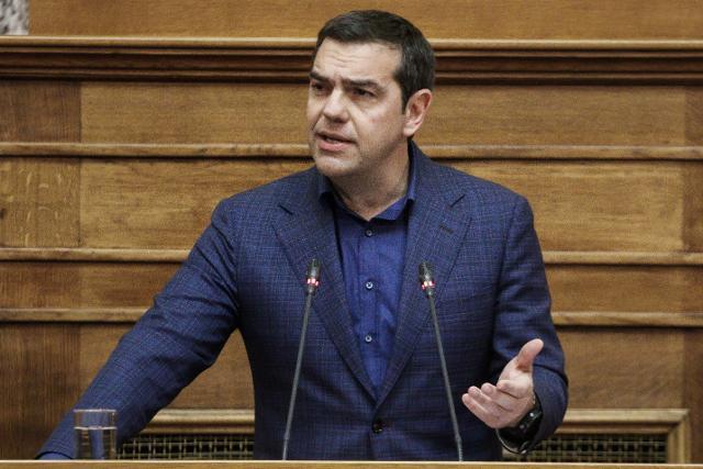Αλέξης Τσίπρας: Το σχέδιο Μητσοτάκη φέρνει τεράστια ύφεση, ανεργία και λουκέτα