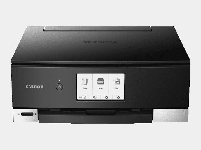 Canon PIXMA TS8250 Drivrutinnedladdning