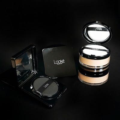 Review Looke Cushion dan Loose Powder new shades seridewix Seri Dewi