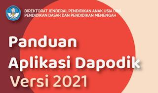 Download Panduan dan Aplikasi Dapodik Terbaru 2020