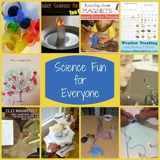 Mom's Library with Science Fun for Everyone