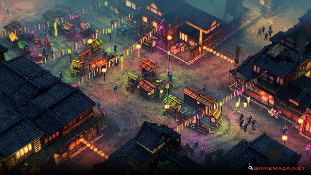 Shadow Tactics Blades of the Shogun Gameplay Screenshot 2