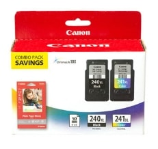 PG-240 Combo Ink Cartridge For Canon PIXMA MG2120