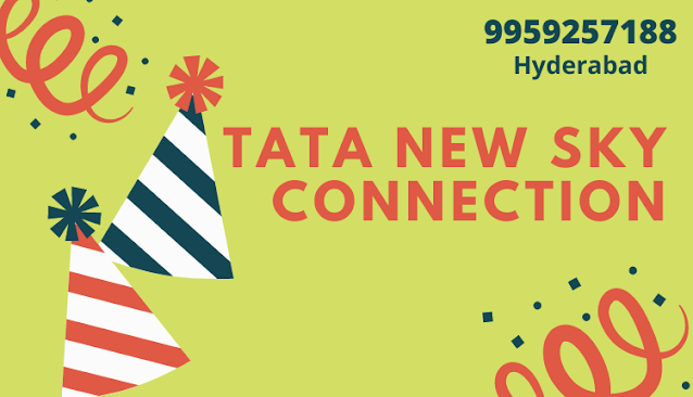 Book Your Tata Sky Connection in hyderabad